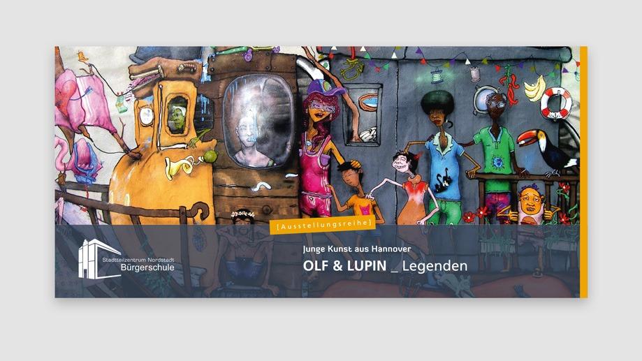 junge-kunst-hannover-olf-lupin