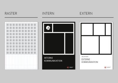 Corporate Design / Pitch // Architektenkammer Niedersachsen